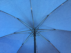 Blue Jean Umbrella™ Large Size featuring Sunbrella® fabric w/ sleeve and shoulder strap