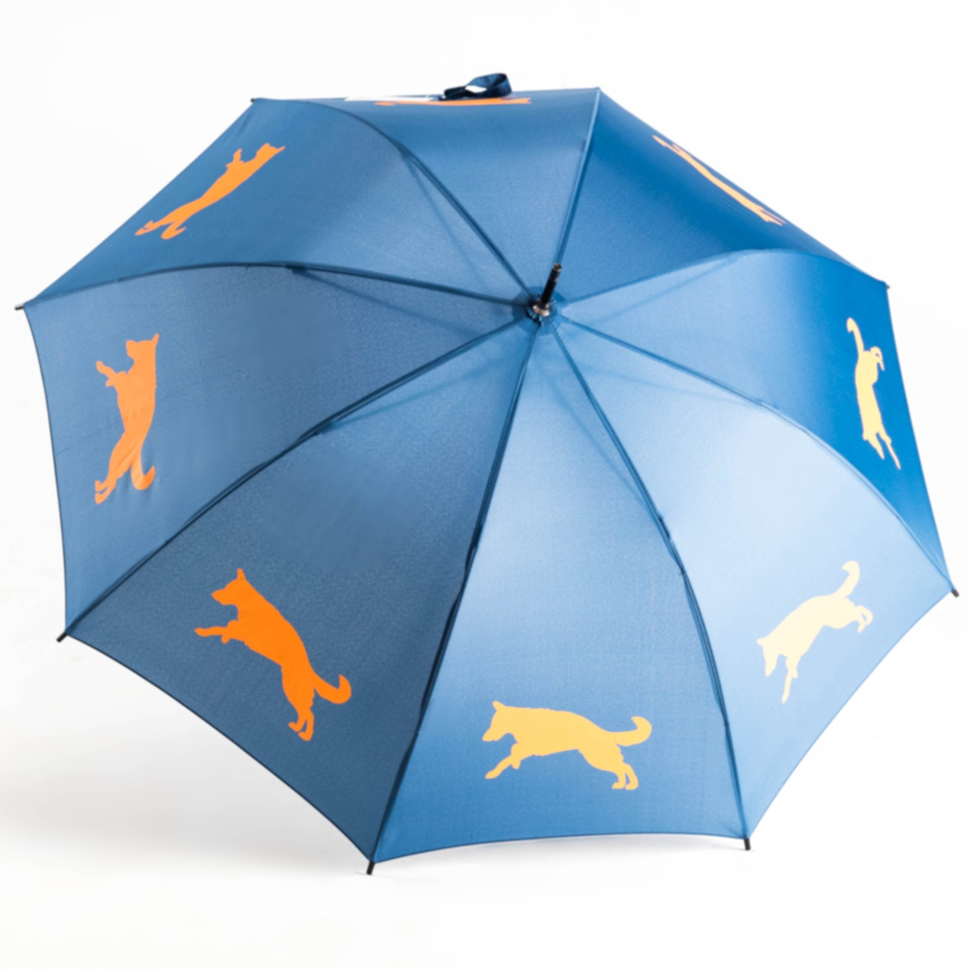 Boxer dog umbrella