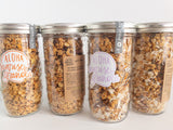 Mindful Mason Jar Granola (Refillable!)