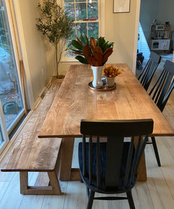 T Base Dining Table