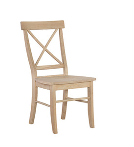 Single X Chair