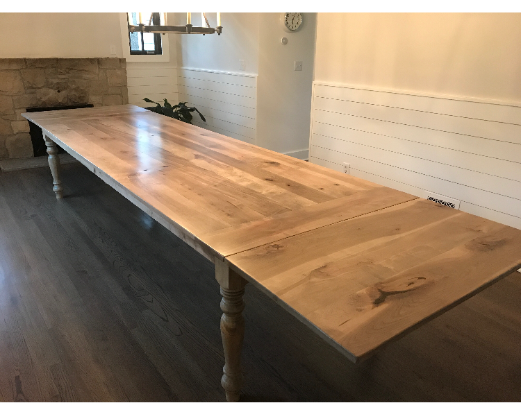 Farmhouse Table Extensions