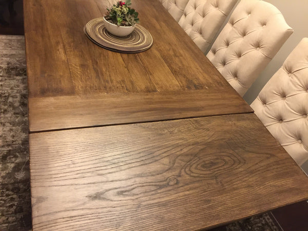 Farmhouse Table Extensions. Wooden Whale Workshop Custom Woodwork, Butler, PA ready to ship and custom woodwork.Unique and beautiful. Great prices.