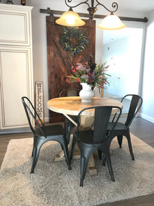 Round Dining Table 36""