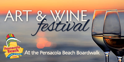 Pensacola Beach Art and Wine Festival 2016