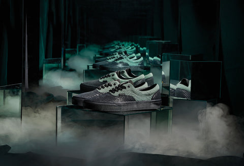 Vans x Harry Potter Slytherin Era