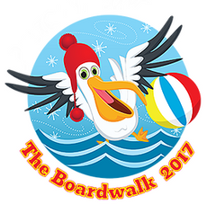 Pelican Plunge at the Boardwalk 2017