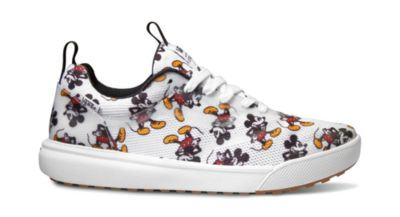 c8c84ee2a91 Mickey Mouse fans can channel the true original himself in the Mickey  Mouse-inspired Authentic. Vans  original deck shoe has been updated with  Mickey ...