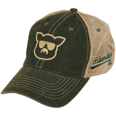 Islanders Beach Bacon Baseball Cap
