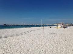 The Beach at The Boardwalk on Okaloosa Island