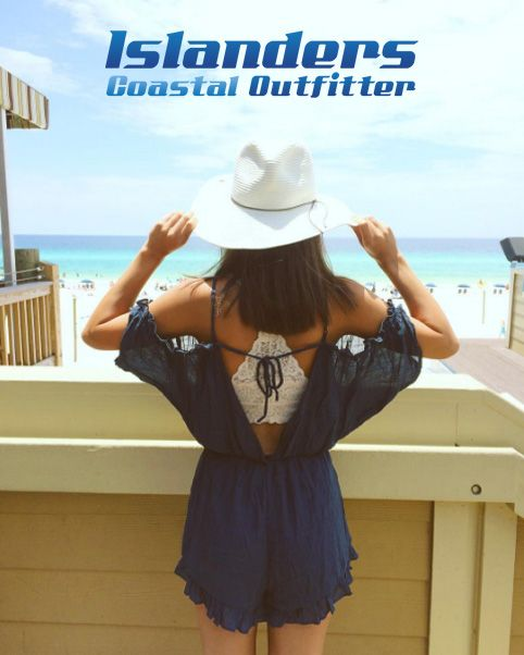 Islanders Coastal Outfitter Fort Walton Beach Boardwalk and Pensacola Beach FL