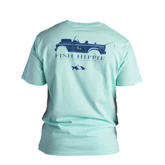 FISH HIPPIE MEN'S SOUTHERN TRANSPORTATION TEE