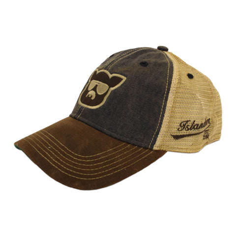 Islanders Pig Face Dashboard Trucker Hat