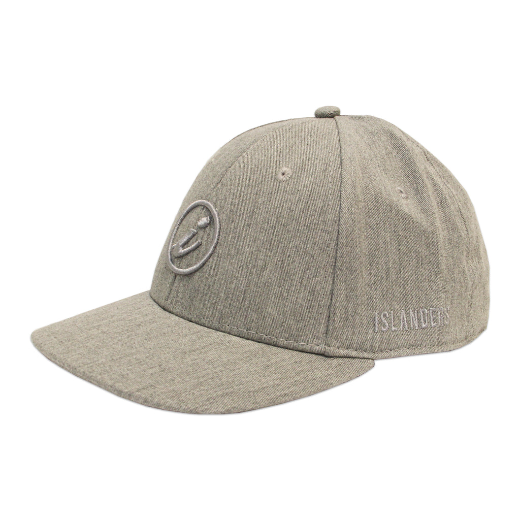 Islanders Circle I Adjustable Hat