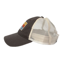 Load image into Gallery viewer, Islanders Distressed Fort Walton Beach Patch Low Crown Hat