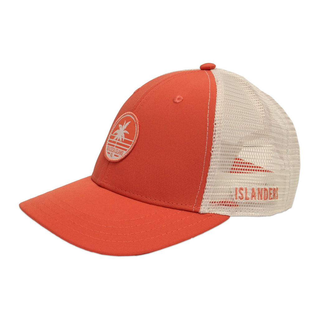 Islanders Okaloosa Island Adjustable Mesh Hat