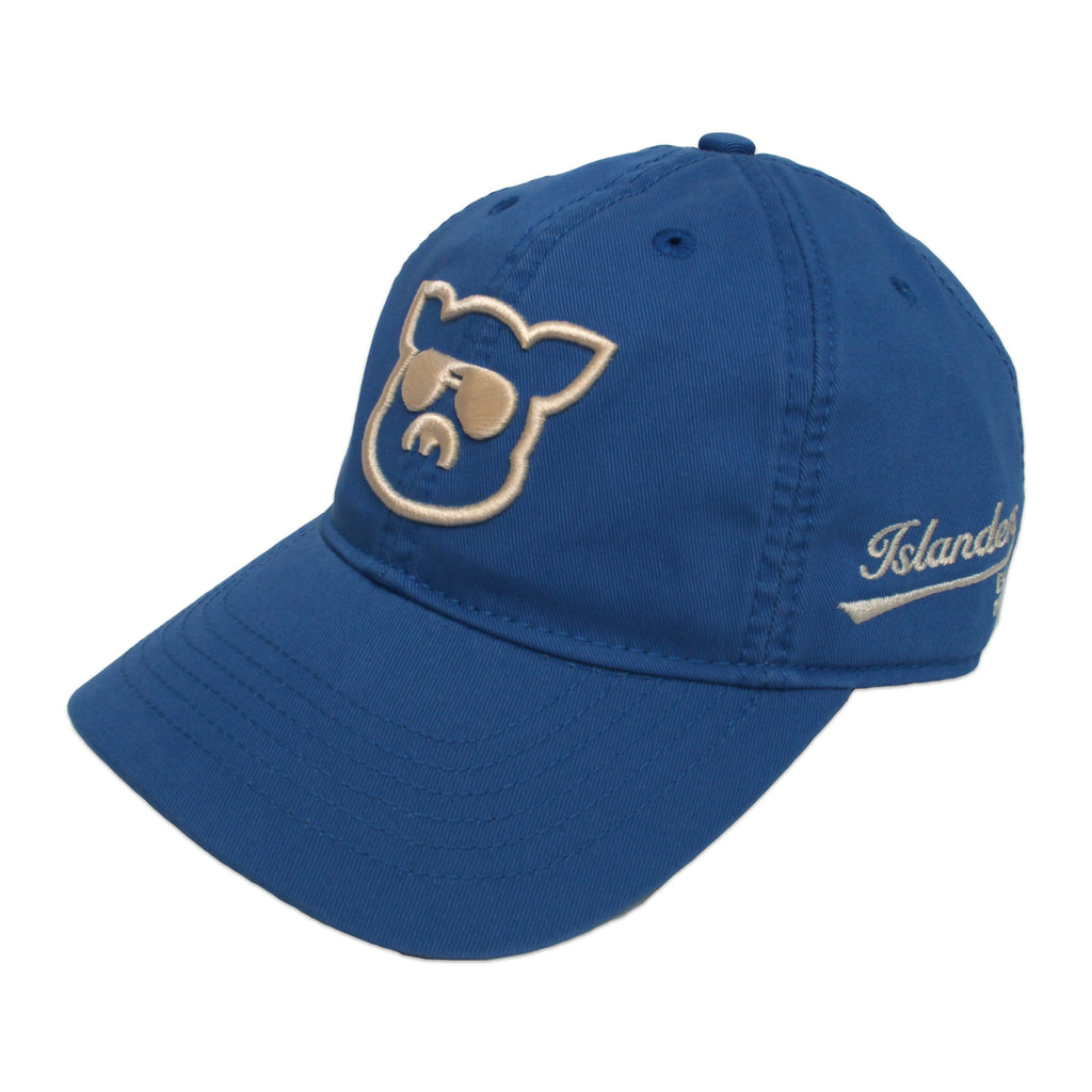 Islanders Pig Face Twill Hat - Youth
