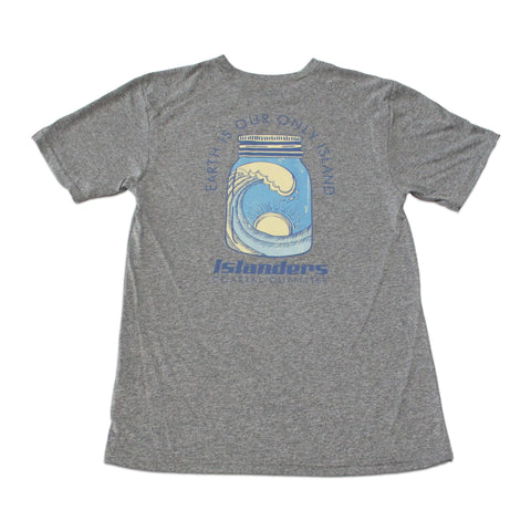 Islanders Earth is Our Only Island Sun Shirt