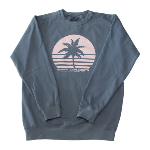 Islanders Palm Tree Sweatshirt