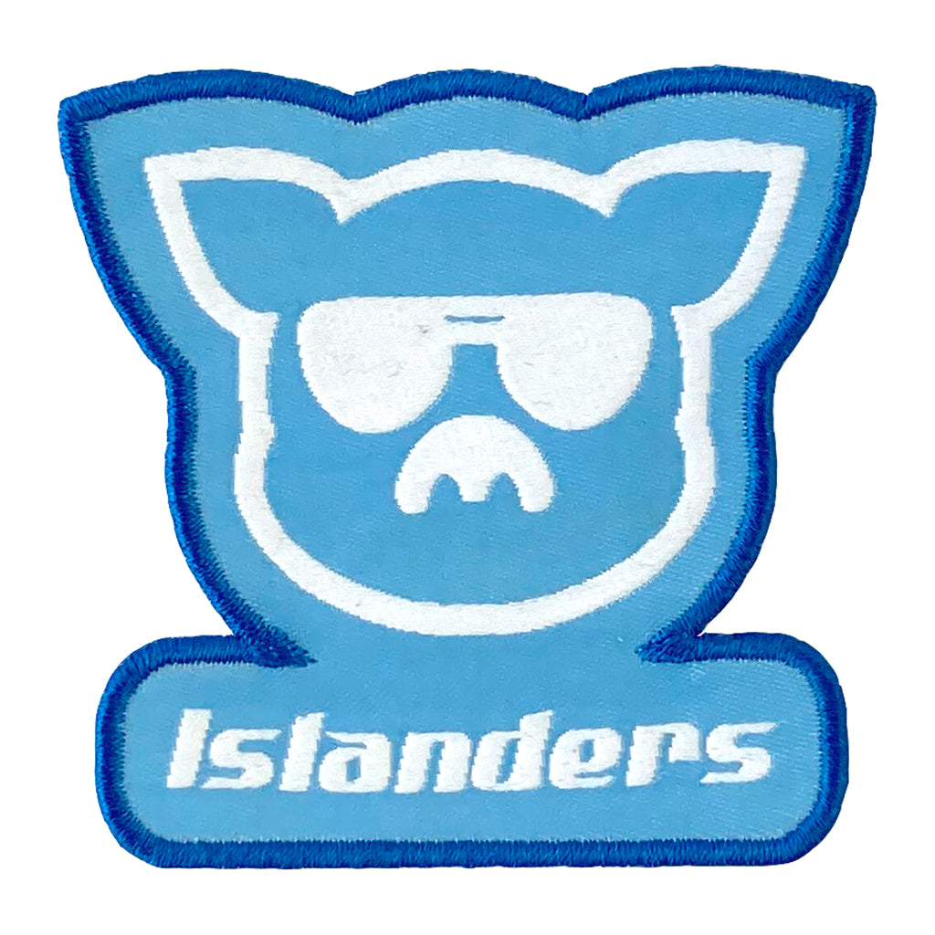 Islanders Collectible Pig Face Patch