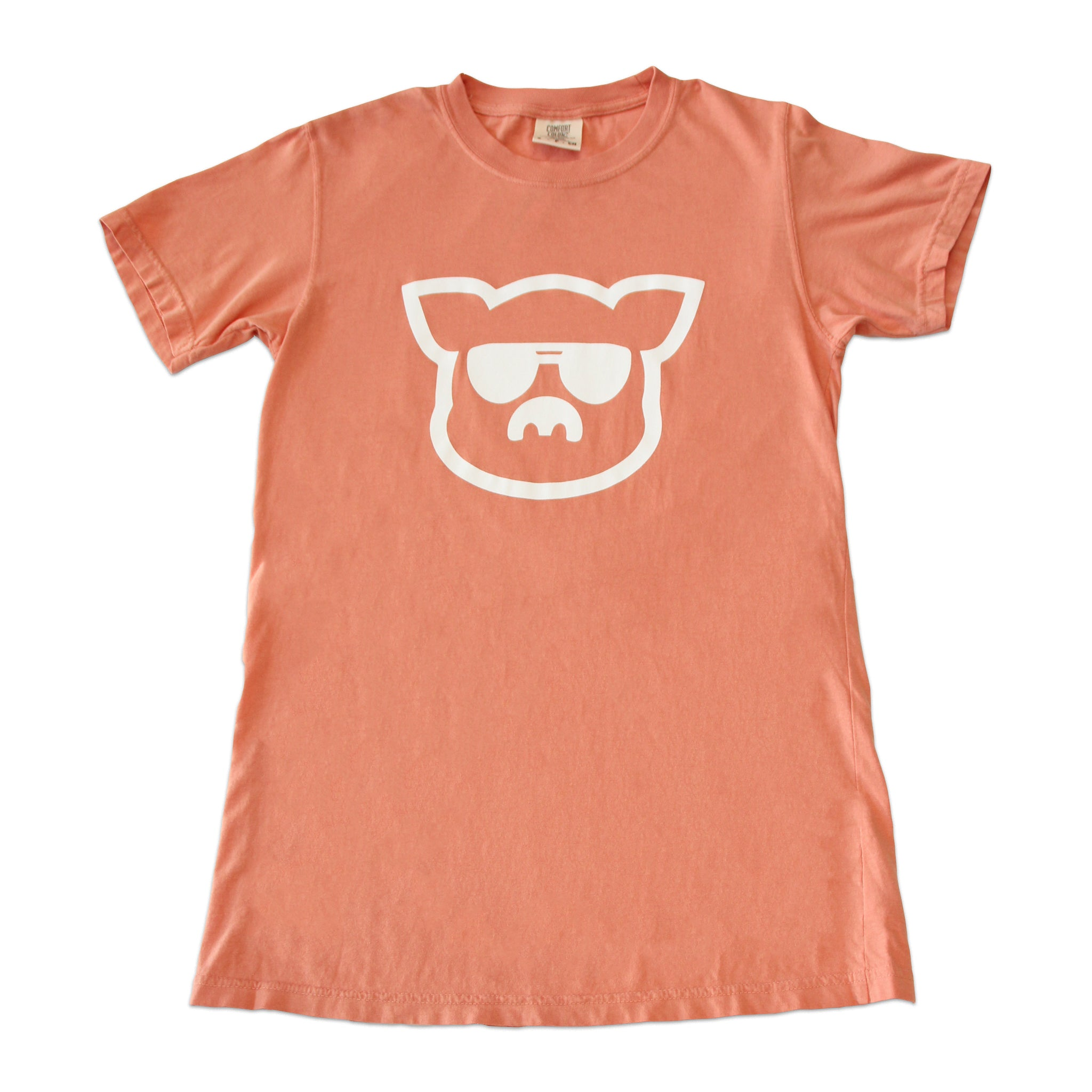 Islanders Pig Face Comfort Colors T-Shirt
