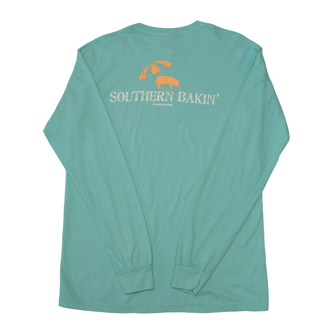 Islanders Southern Bakin' Long Sleeve Comfort Colors T-Shirt