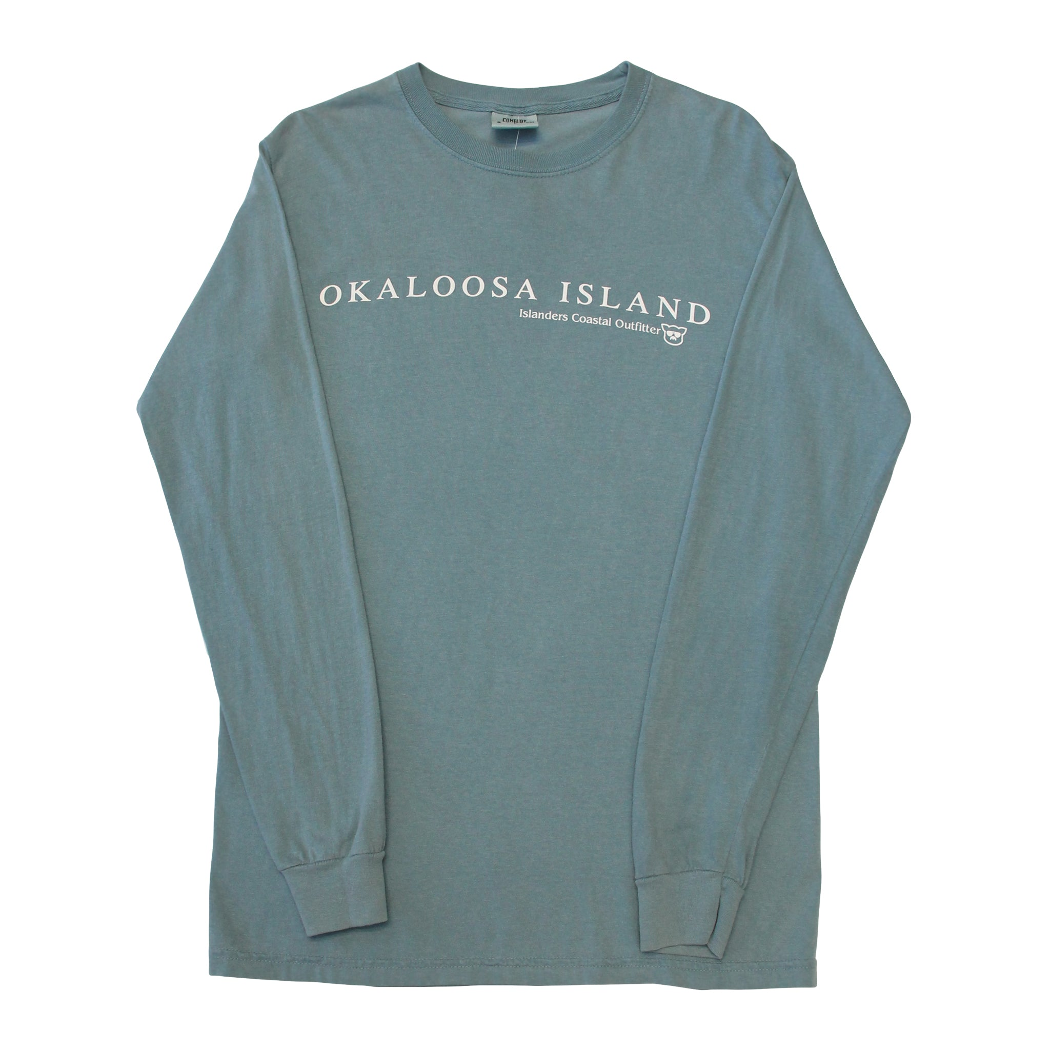 Islanders Simple Okaloosa Island Long Sleeve T-Shirt