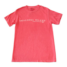 Load image into Gallery viewer, Islanders Simple Okaloosa Island Comfort Colors T-Shirt
