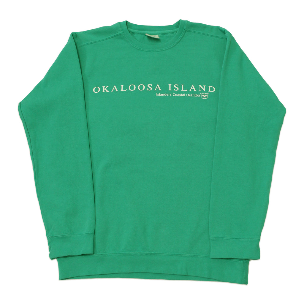 Islanders Simple Okaloosa Island Sweatshirt