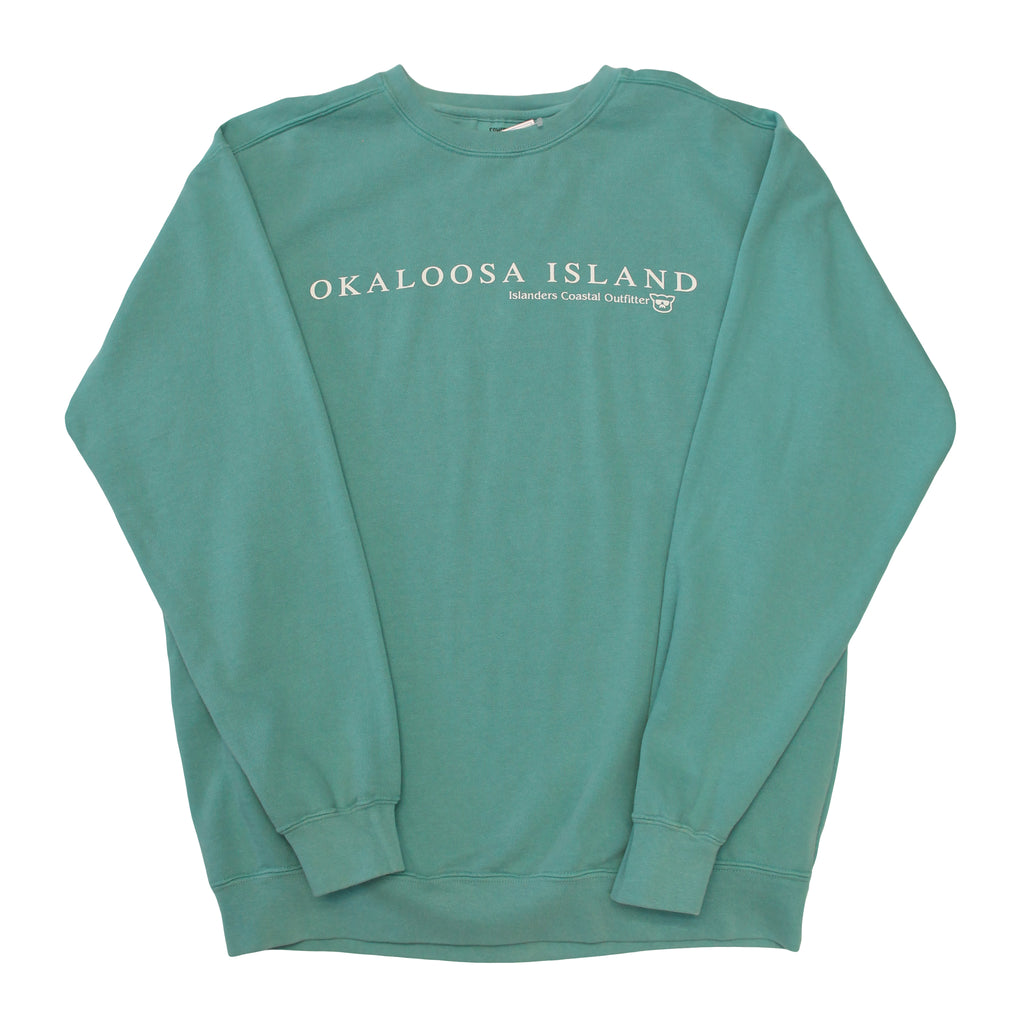 Islanders Simple Okaloosa Island Sweater