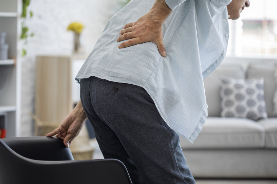 Causes of Lower Back Pain and How a Lumbar Pillow Can Help