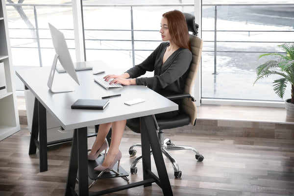 Good Posture When You Sit: Chair Cushions Can Help