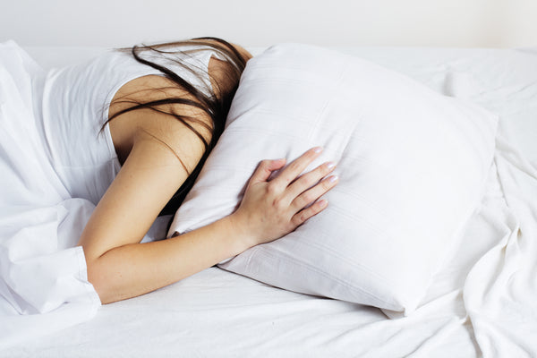Trouble Sleeping? A New Pillow Can Do The Trick!