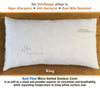 Image of SlimSleeper Shredded Memory Foam Pillow With Bamboo Cover