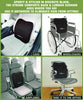 Image of XB Back & Lumbar Cushion