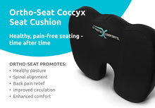 Load image into Gallery viewer, Ortho-Seat Coccyx Seat Cushion