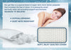 Image of Adjustable Thickness Gel Fiber Filled Pillow with Cool-X Cooling Cover