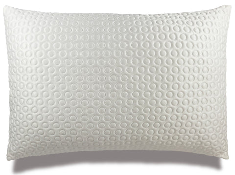 Adjustable Thickness Gel Fiber Filled Pillow with Cool-X Cooling Cover