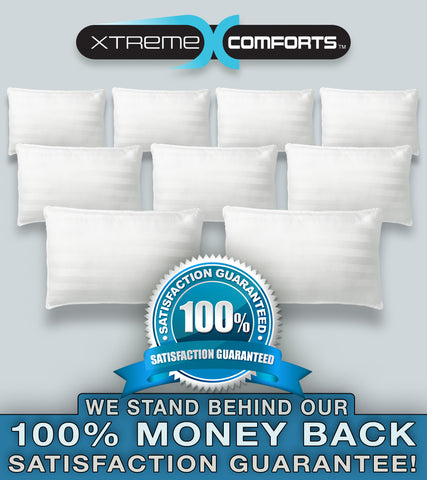 100% Bamboo Pillow with adjustable thickness