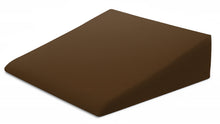 "Load image into Gallery viewer, Hypoallergenic Microfiber Cover Designed to Fit Our (27 'x 25"" x 7"") Bed Wedge Pillow"