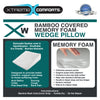 Image of XW Wedge Pillow