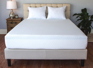 Bed In A Box Memory Foam Mattress and Pillow Set