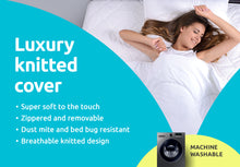 Load image into Gallery viewer, Bed In A Box Memory Foam Mattress and Pillow Set
