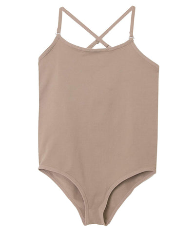Basic Moves Seamless Camisole Leotard