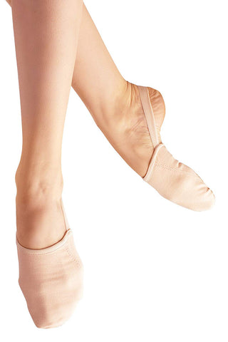 So Danca Women's The Bullet Canvas Half Sole