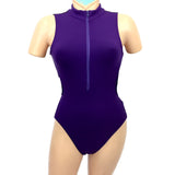 Motionwear Women's Mock Leotard