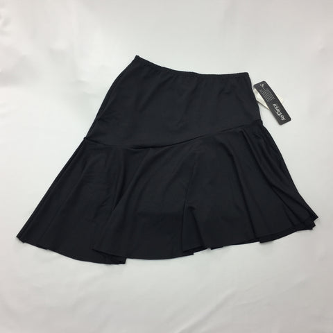 So Danca Asymmetrical Flare Skirt