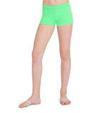 Capezio Girls Boy Cut Low Rise Short
