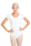Capezio Adult Short Sleeve Leotard