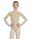 Capezio Girls Long Sleeve Leotard